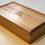 Huge Wooden Box for Cards Against Humanity
