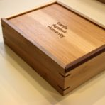 Bigger Badder Wooden Box for Cards Against Humanity